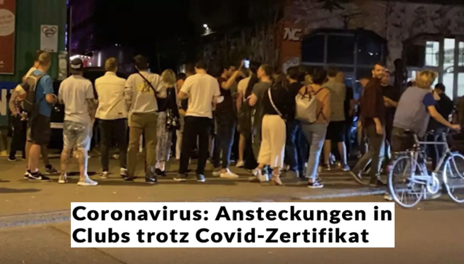 Vor Club Hive in Zürich