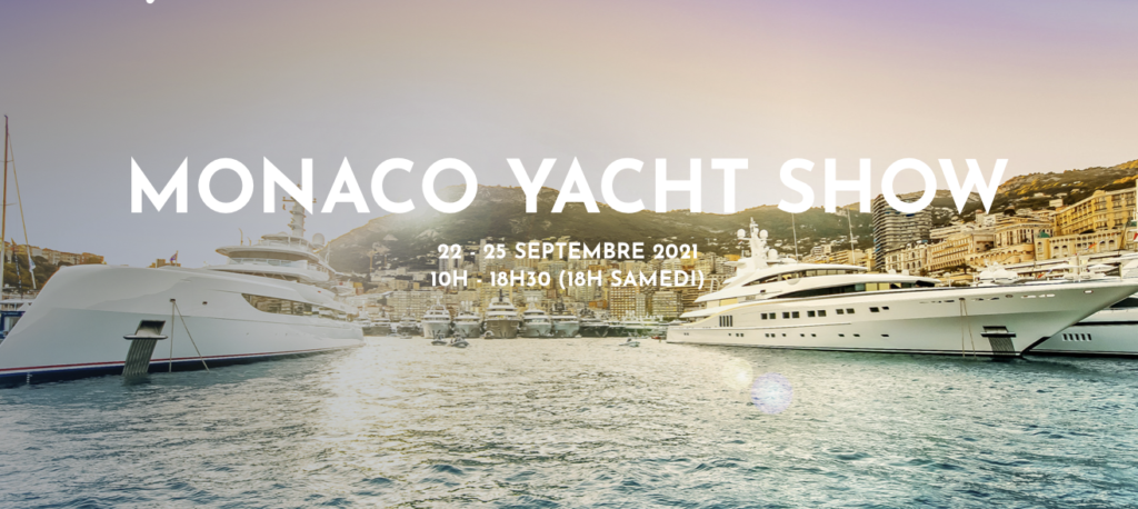 Yacht Messe Show Monaco