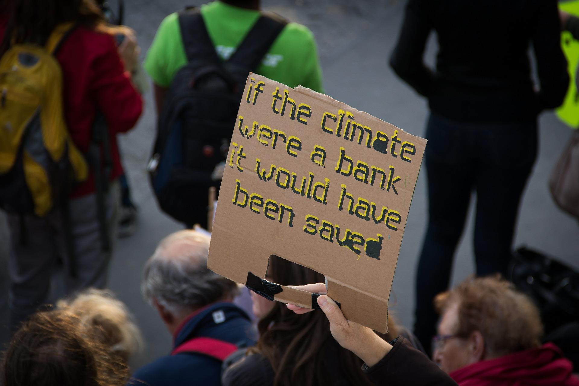 Klimaprotest
