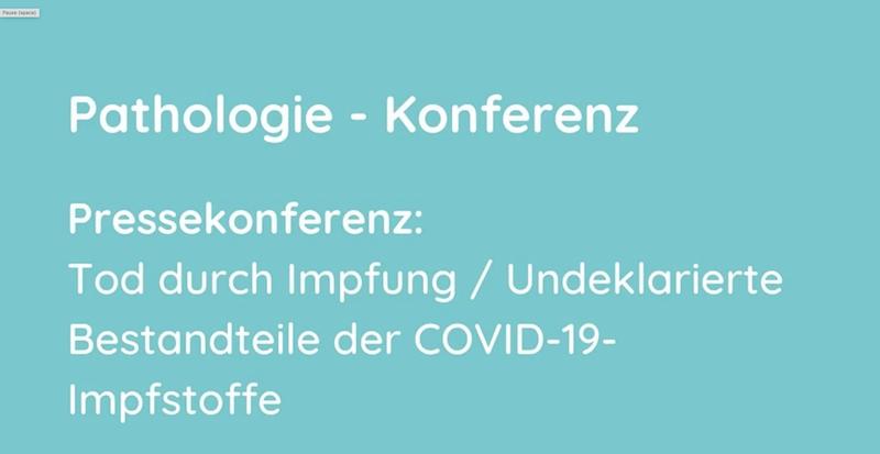 Pathologie-Konferenz