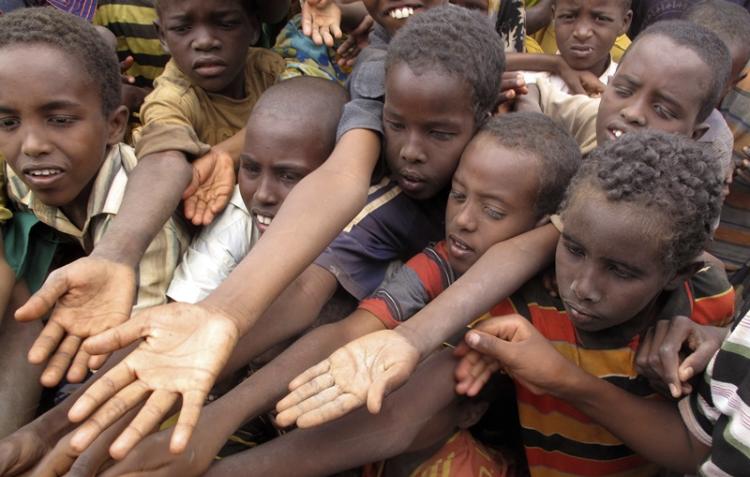 Mosambik.Hunger.RiceKids
