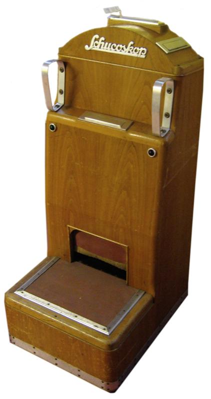 Pedoskop Schiucoskop