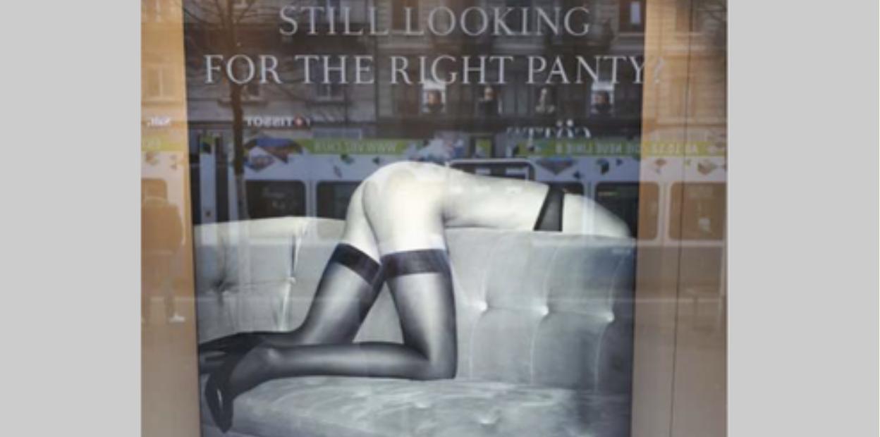 Werbung aus Männersicht